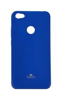 Zadní silikonový kryt Mercury Jelly Case na Xiaomi Redmi Note 5A modrý
