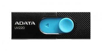 Flash disk ADATA UV220 32GB černý