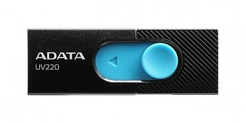 Flash disk ADATA UV220 8GB černý