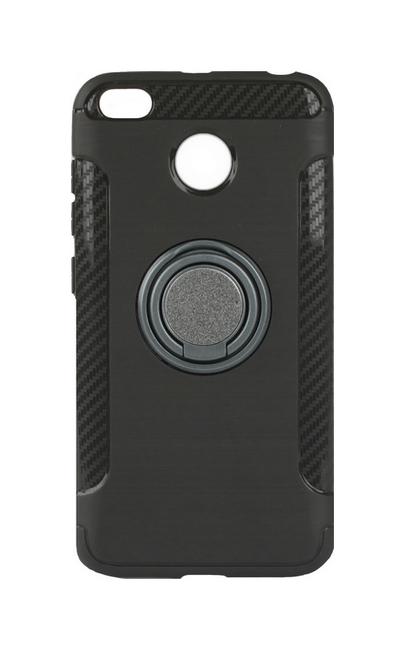 Pouzdro TopQ Xiaomi Redmi 4X silikon Rotary šedý 25569 (kryt neboli obal na mobil Xiaomi Redmi 4X)