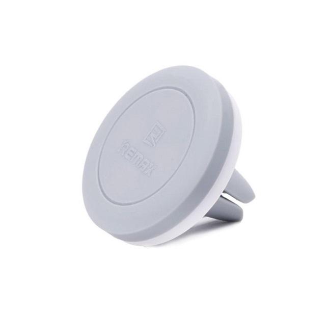 Magnetický držák na větrací mřížku Remax RM-C10 šedo-bílý 25757