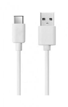 Originální datový kabel Huawei HL1289 USB-C (Type-C) 1m bílý