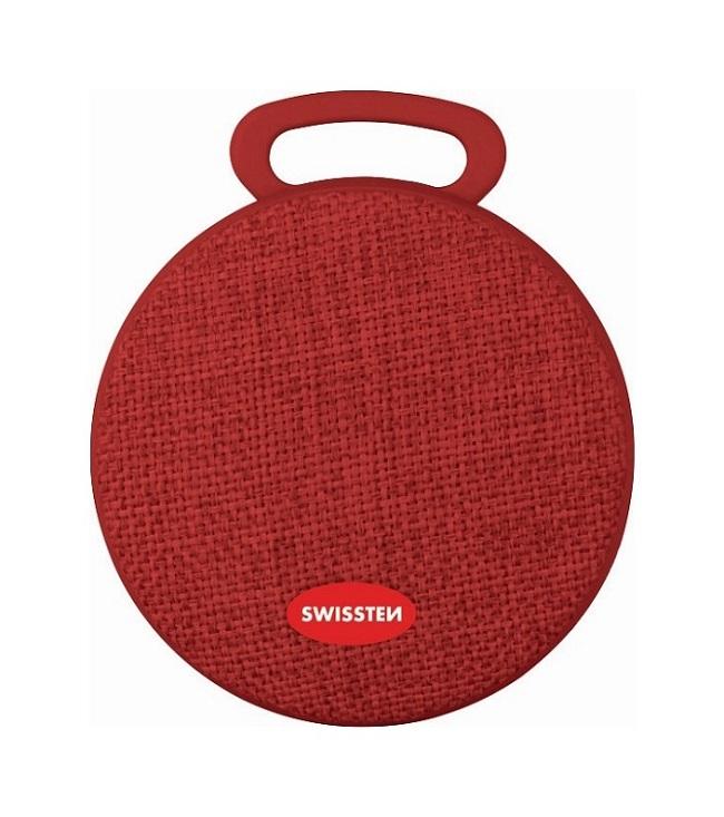 Bluetooth reproduktor Swissten X-STYLE červený 25958