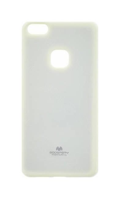Pouzdro Mercury Huawei P10 Lite silikon bílý 25972 (kryt neboli obal na mobil Huawei P10 Lite)