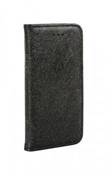 Knížkové pouzdro Magic Book na Samsung A8 Plus 2018 černé