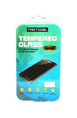 Polykarbonátové tvrzené sklo Tactical iPhone 7 Plus 3D růžové 26274 (ochranné sklo iPhone 7 Plus)