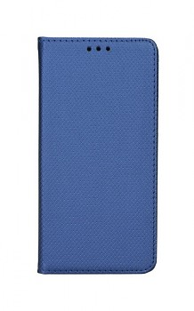 Knížkové pouzdro Smart Magnet na Samsung A8 Plus 2018 modré