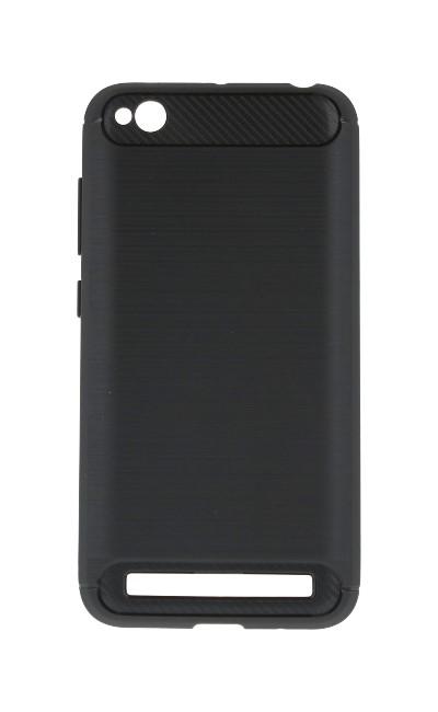 Pouzdro TopQ Xiaomi Redmi 5A silikon šedý 27052 (kryt neboli obal na mobil Xiaomi Redmi 5A)