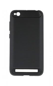 Zadní silikonový kryt na Xiaomi Redmi 5A šedý