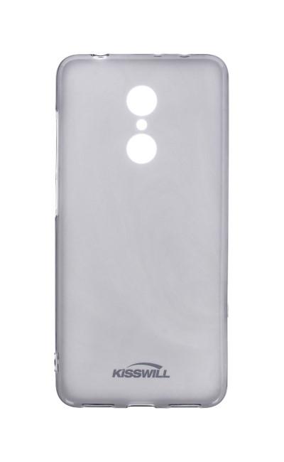 Pouzdro KISSWILL Xiaomi Redmi 5 silikon tmavý 27317 (kryt neboli obal na mobil Xiaomi Redmi 5)