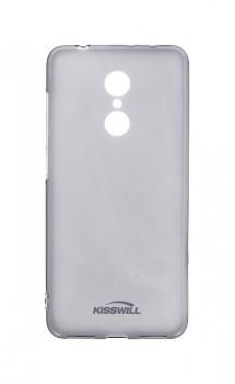 Zadní silikonový kryt KISSWILL na Xiaomi Redmi 5 tmavý