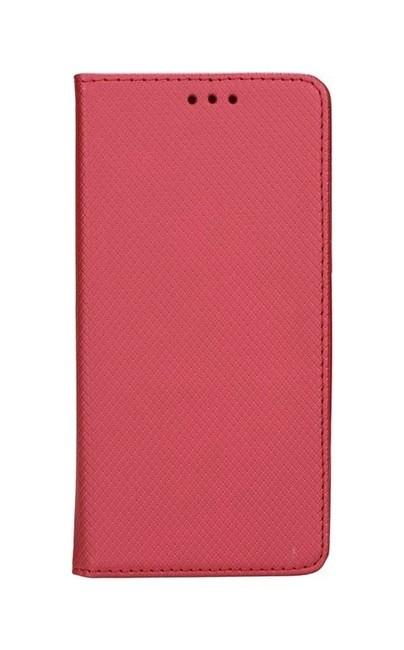 Pouzdro TopQ Samsung A3 2017 Smart Magnet knížkové červené 27326 (kryt neboli obal na mobil Samsung A3 2017)