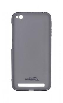 Zadní silikonový kryt KISSWILL na Xiaomi Redmi 5A tmavý
