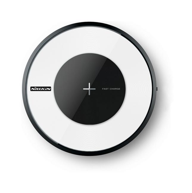 Bezdrátová rychlonabíječka Nillkin Magic Disk 4 MC017 černá 28166
