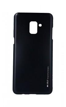 Zadní kryt Mercury iJelly Metal na Samsung A8 Plus 2018 černý