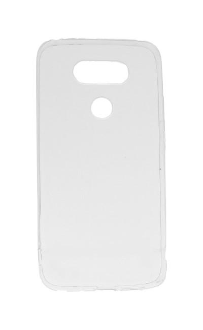 Pouzdro TopQ LG G5 silikon průhledný ultratenký 0,5 mm 28606 (kryt neboli obal na mobil LG G5)