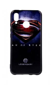 Zadní 3D silikonový kryt na Huawei P20 Lite Superman 2