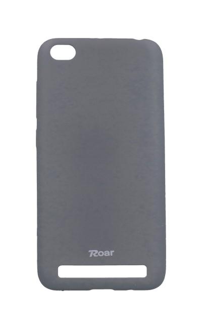 Pouzdro Roar Xiaomi Redmi 5A silikon šedý 29367 (kryt neboli obal na mobil Xiaomi Redmi 5A)