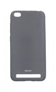 Zadní silikonový kryt Roar na Xiaomi Redmi 5A šedý