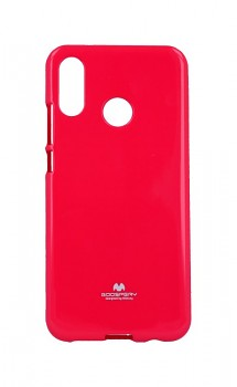 Zadní silikonový kryt Mercury Jelly Case na Huawei P20 Lite růžový