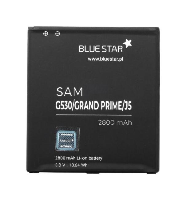 Baterie Blue Star Samsung Grand Prime / J3 2016 / J5 2800mAh BTA-SAM-GP PREMIUM neoriginální 31144