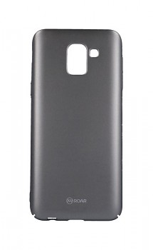 Zadní pevný kryt Roar DARKER na Samsung J6 šedý