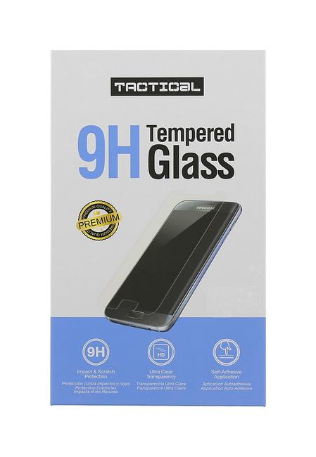 Polykarbonátové tvrzené sklo Tactical Nokia 7 Full Cover černé 32299 (ochranné sklo Nokia 7)