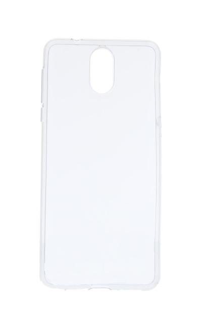 Pouzdro TopQ Nokia 3.1 silikon průhledný ultratenký 32304 (kryt neboli obal na mobil Nokia 3.1)