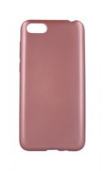 Zadní kryt Mercury iJelly Metal na Huawei Y5 2018 růžový