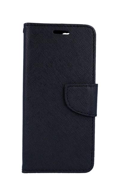 Pouzdro TopQ Xiaomi Redmi 6A knížkové černé 32708 (kryt neboli obal na mobil Xiaomi Redmi 6A)