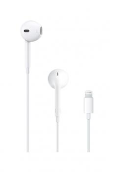 Originální sluchátka Apple iPhone 7 / 7 Plus / 8 / 8 Plus MMTN2ZM/A bílá
