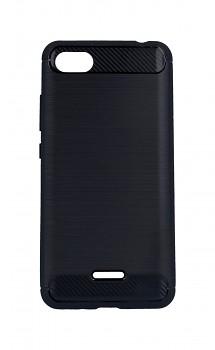 Zadní silikonový kryt na Xiaomi Redmi 6A černý