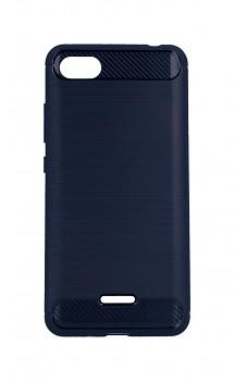 Zadní silikonový kryt na Xiaomi Redmi 6A modrý