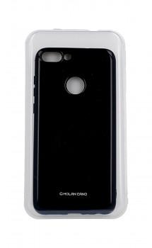 Zadní silikonový kryt Molan Cano Jelly na Honor 7S černý