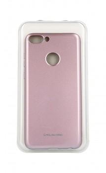 Zadní silikonový kryt Molan Cano Jelly na Honor 7S růžový světlý
