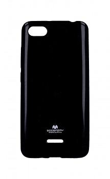 Zadní silikonový kryt Mercury Jelly Case na Xiaomi Redmi 6A černý