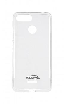 Zadní silikonový kryt KISSWILL na Xiaomi Redmi 6A světlý