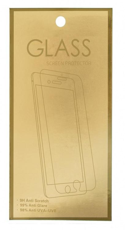 Tvrzené sklo GoldGlass iPhone 8 Plus (ochranné sklo na mobil iPhone 8 Plus) 33522
