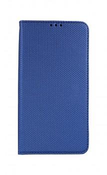 Knížkové pouzdro Smart Magnet na iPhone XS Max modré