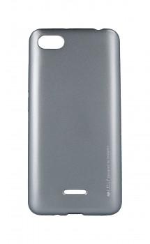 Zadní kryt Mercury iJelly Metal na Xiaomi Redmi 6A šedý