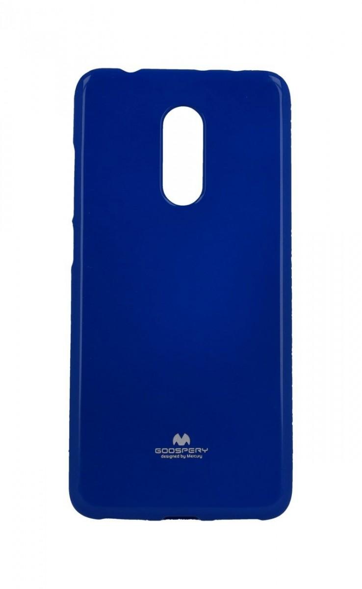 Pouzdro Mercury Xiaomi Redmi 5 silikon modrý 33600 (kryt neboli obal na mobil Xiaomi Redmi 5)