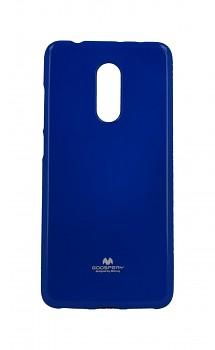 Zadní silikonový kryt Mercury Jelly Case na Xiaomi Redmi 5 modrý