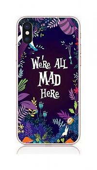 Zadní kryt na iPhone XS Mad