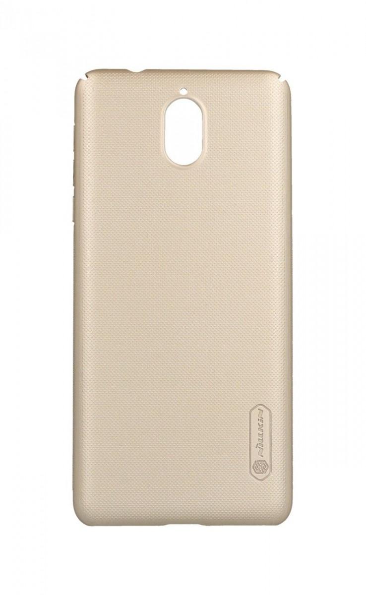 Pouzdro Nillkin Nokia 3.1 pevné zlaté (kryt neboli obal na mobil Nokia 3.1  ) 33771 081cdda4d6b