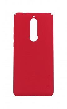 Zadní pevný kryt Nillkin na Nokia 5.1 červený