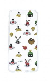 Zadní silikonový kryt na Samsung A6 Looney Tunes