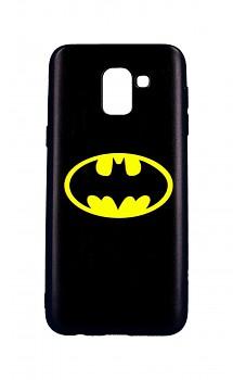 Zadní 3D silikonový kryt na Samsung J6 Batman