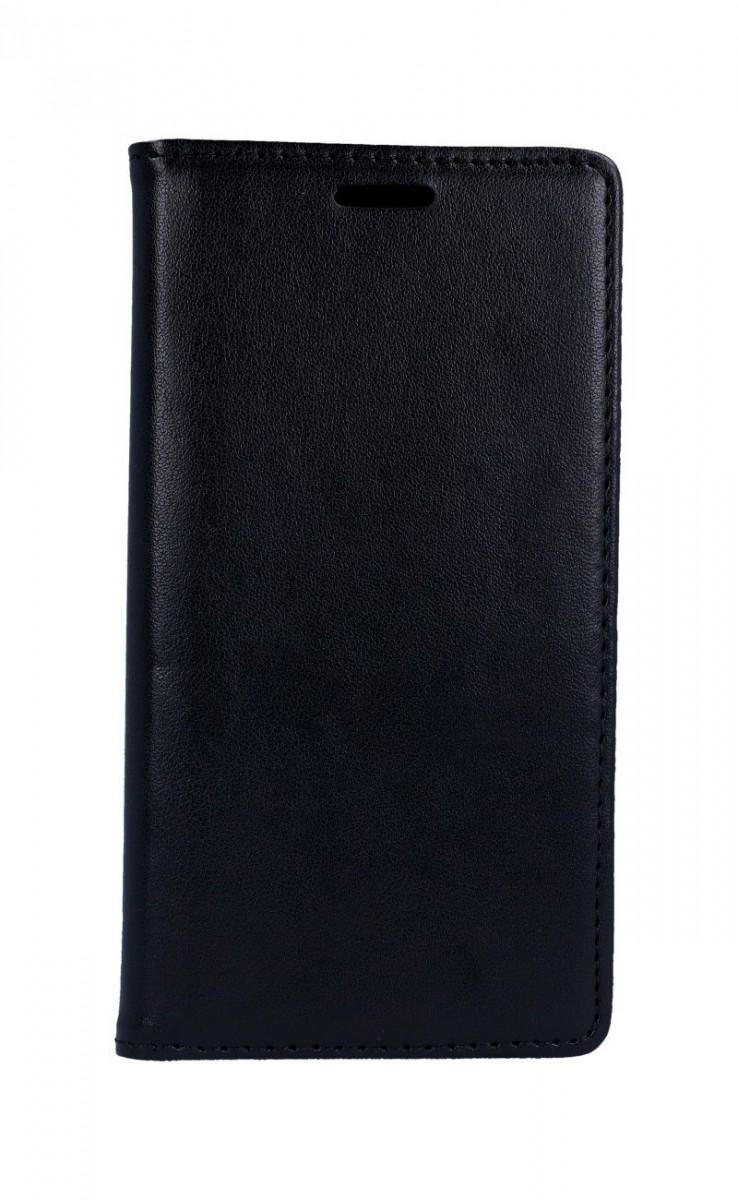 Pouzdro TopQ iPhone XS knížkové černé 34582 (kryt neboli obal na mobil iPhone XS)