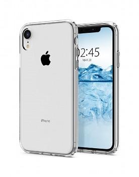 Zadní kryt Swissten Clear Jelly na iPhone XR průhledný