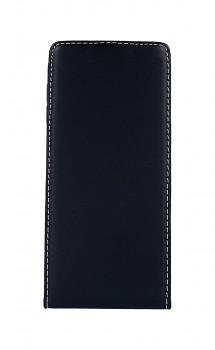 Flipové pouzdro Forcell Slim Flexi na Samsung J6+ černé